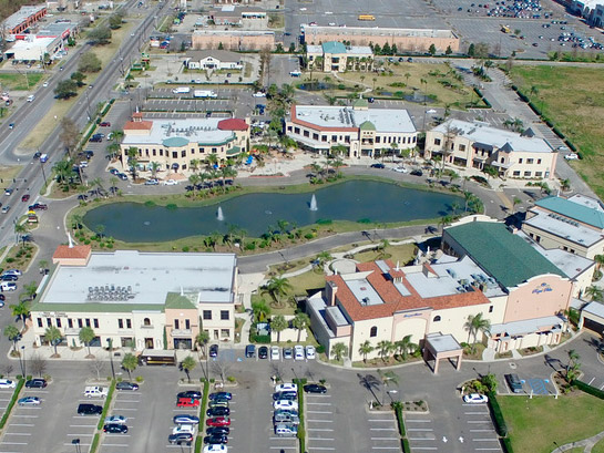 aerial photo of FPC